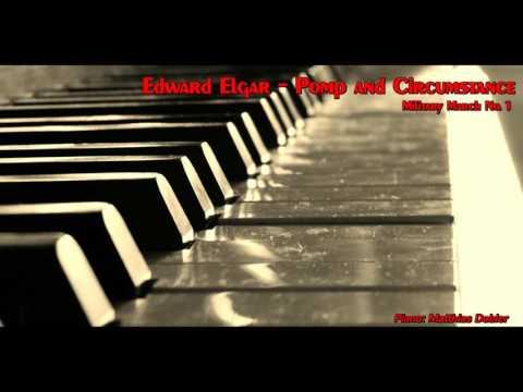 Elgar - Pomp and Circumstance - Piano Solo - Matthias Dobler