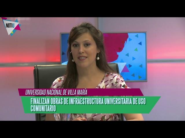NOTI U - Noticiero de la Red Nac. Audiovisual Universitaria - Prog.Especial 02 - B 02 (Año 2020)