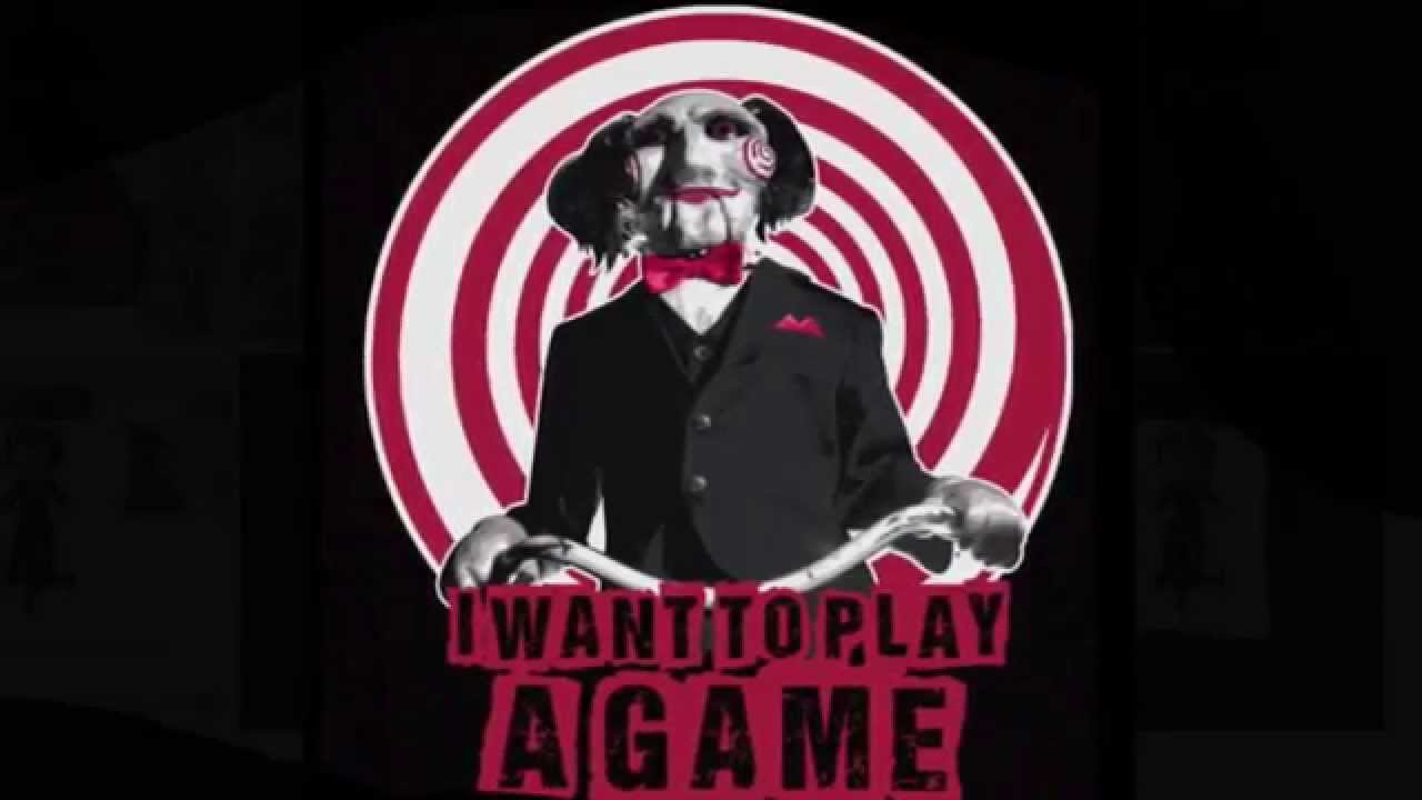 Saw I Want To Play A Game Quotes: Jigsaw~ Chileno En USA