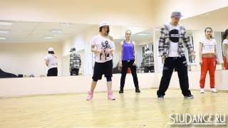 Обучающее видео StuDance 2