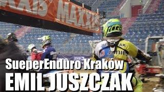 SuperEnduro Kraków EMIL JUSZCZAK III miejsce klasa junior/góral z podhala