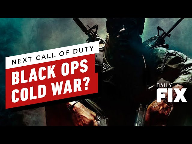 Every Detail Regarding Call Of Duty Black Ops Cold War Micky News