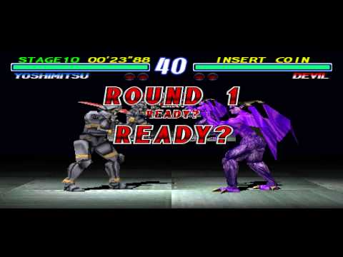 [TAS] [Obsoleted] PSX Tekken 2 by N?K & Spikestuff in 02:11.78