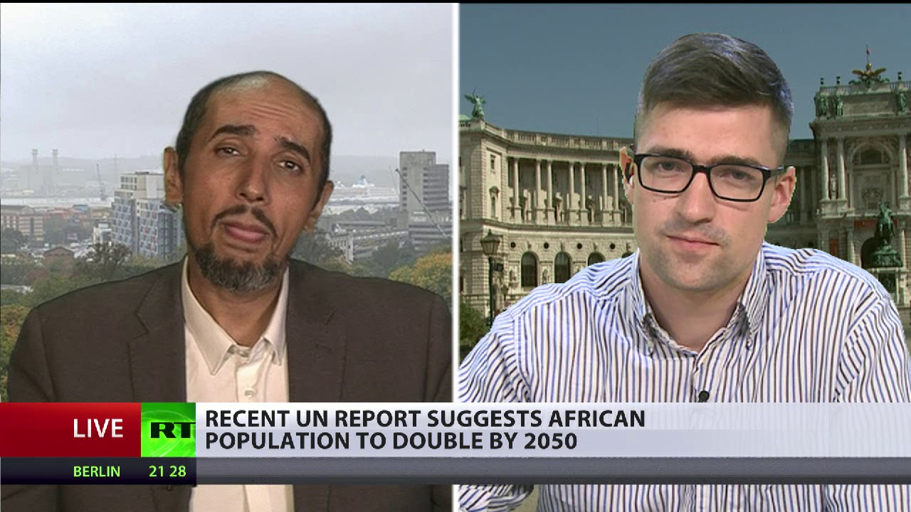 Mo Ansar and Martin Sellner debates on RT International ...