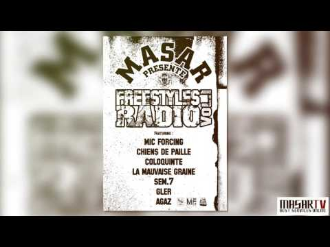 Youtube: Mic Forcing x Chiens de Paille x Coloquinte«Radio Freestyles» (2003)