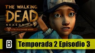 "The Walking Dead: Temporada 2 - Episodio 3 ""In Harm's Way"" Tráiler de Lanzamiento [Subtítulos ES]"