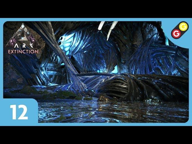 ARK Extinction #12 On termine la grotte d'Aberration ! [FR]