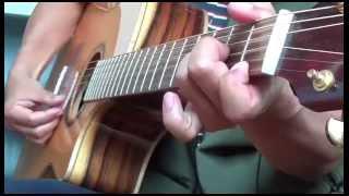 Chieu Ha Vang (Nguyen Ba Nghiem) Guitar Cover