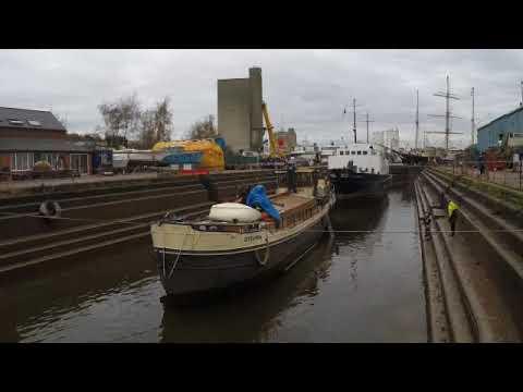 Dry Docking Zeelandia