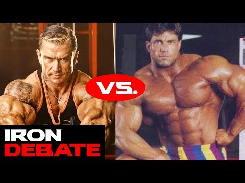 LEE PRIEST vs. PHIL HERNON: Drug Testing in Bodybuilding? Iron Debate
