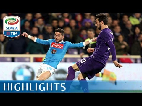 Fiorentina - Napoli 1-1 - Highlights - Matchday 27 - Serie A TIM 2015/16