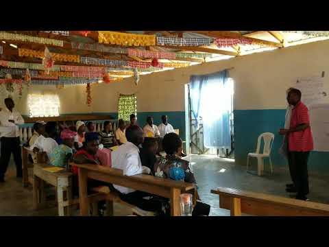 Monarch, Haiti - Business Seminar - Mike Sullivan 2