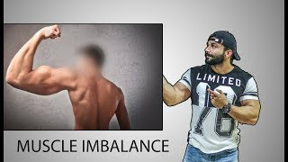How to Fix MUSCLE IMBALANCE | AMIT PANGHAL | PANGHAL FITNESS
