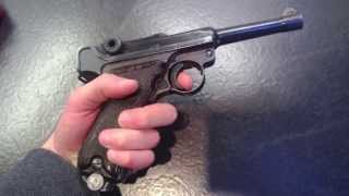 WW1 Imperial German Luger PO8 (Deactivated)