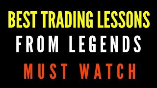 Trading Lessons From Legends In Hindi | Intraday Trading Lessons