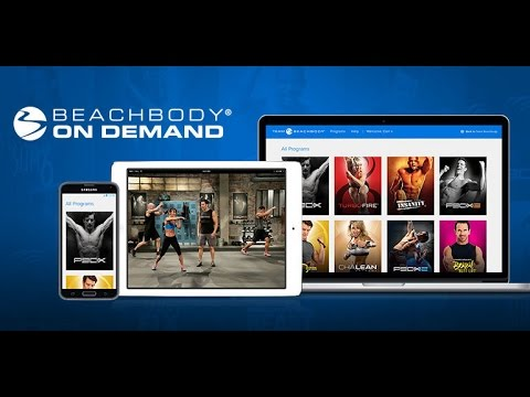 Beachbody On Demand to your TV  with Roku (P90X,P90X2,P90X3,Insanity etc)