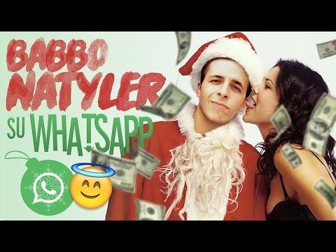 Babbo Natale Whatsapp.Babbo Natale Su Whatsapp