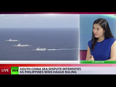 South China Sea dispute intensifies: Philippines wins Hague ruling, China slams decision