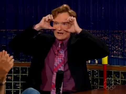 Conan O'Brien 'Benjamin Bratt 72104