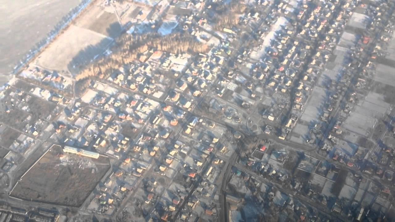 омск фото с высоты птичьего полета