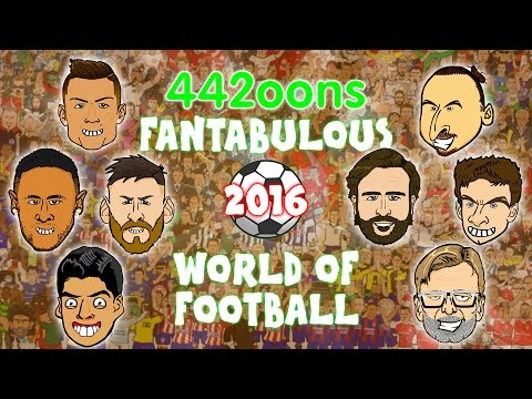 442oons Fantabulous World Of Football | Review of 2016