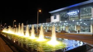 Borg El Arab Airport, Alexandria, Egypt