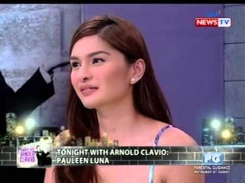 Tonight with Arnold Clavio: Pauleen Luna, sinagot ang mga katanungan ng fans online