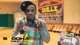 Buddha Stretch (USA) hip-hop workshop @SKILLZ studio
