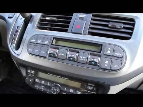Fix Honda Odyssey Climate Control Lights (Dash) EX, EX-L, Touring