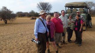 Namibia - Ein Reisebericht - Tag 12 - Waterberg