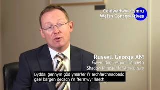 The response 'Farming and Rural Life' - Wales Elections 2016 Trailer