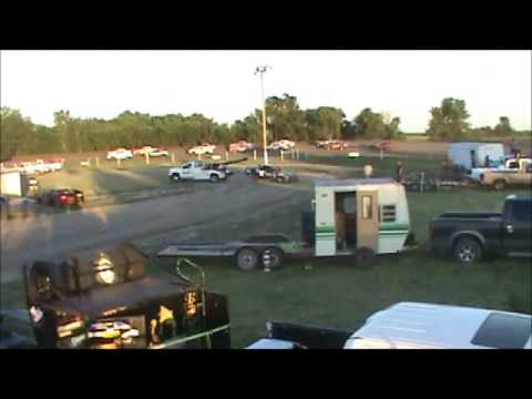 Kenney MotorSports 30PK 6/22/13 Mid Nebraska Speedway- Doniphan NE