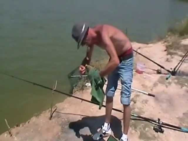 Carp Fishing - Pesca de la Carpa Beniarres Travel Video