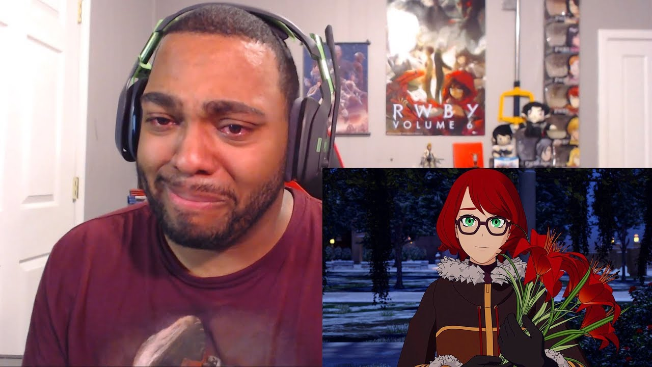 RWBY Volume 6 Chapter 9 Reaction - TEARS AND CHEERS