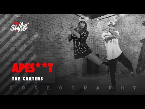 APES**T - THE CARTERS   FitDance SWAG (Choreography) Dance Video