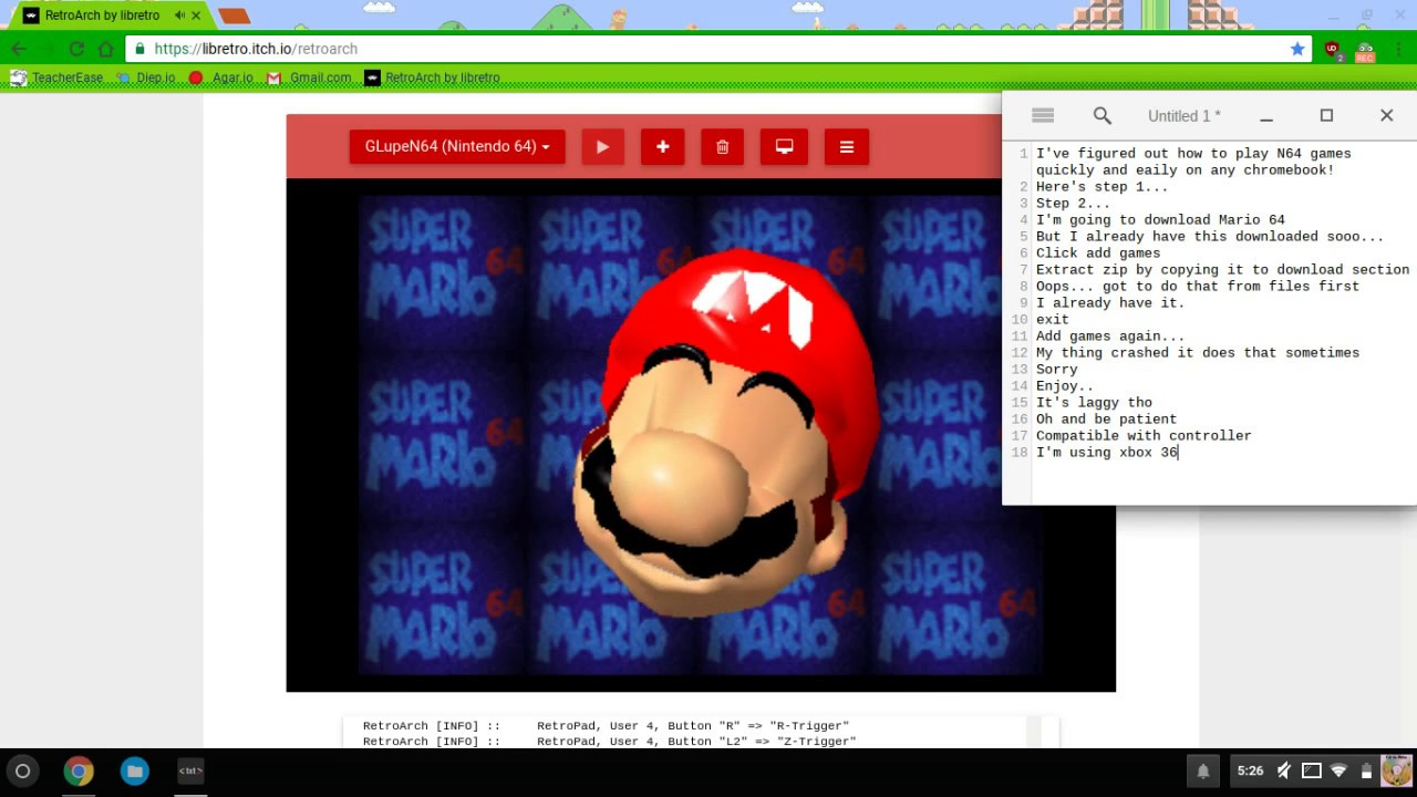 How To Play Nintendo 64 Games In Your Browser!