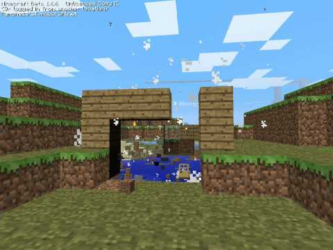 Minecraft: Shelter Destruction 3