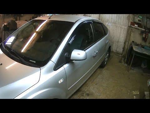 Форд фокус 2 замена пыльника внутреннего шруса