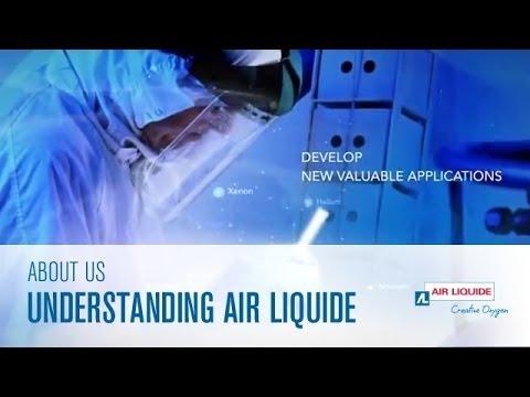 Understanding Air Liquide