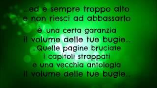 Il volume delle tue bugie - Luciano Ligabue