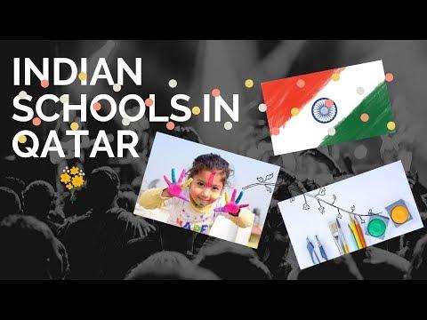 Indian Schools In Qatar 🇮🇳 || Best Indian Schools In Qatar || Jam-Packed