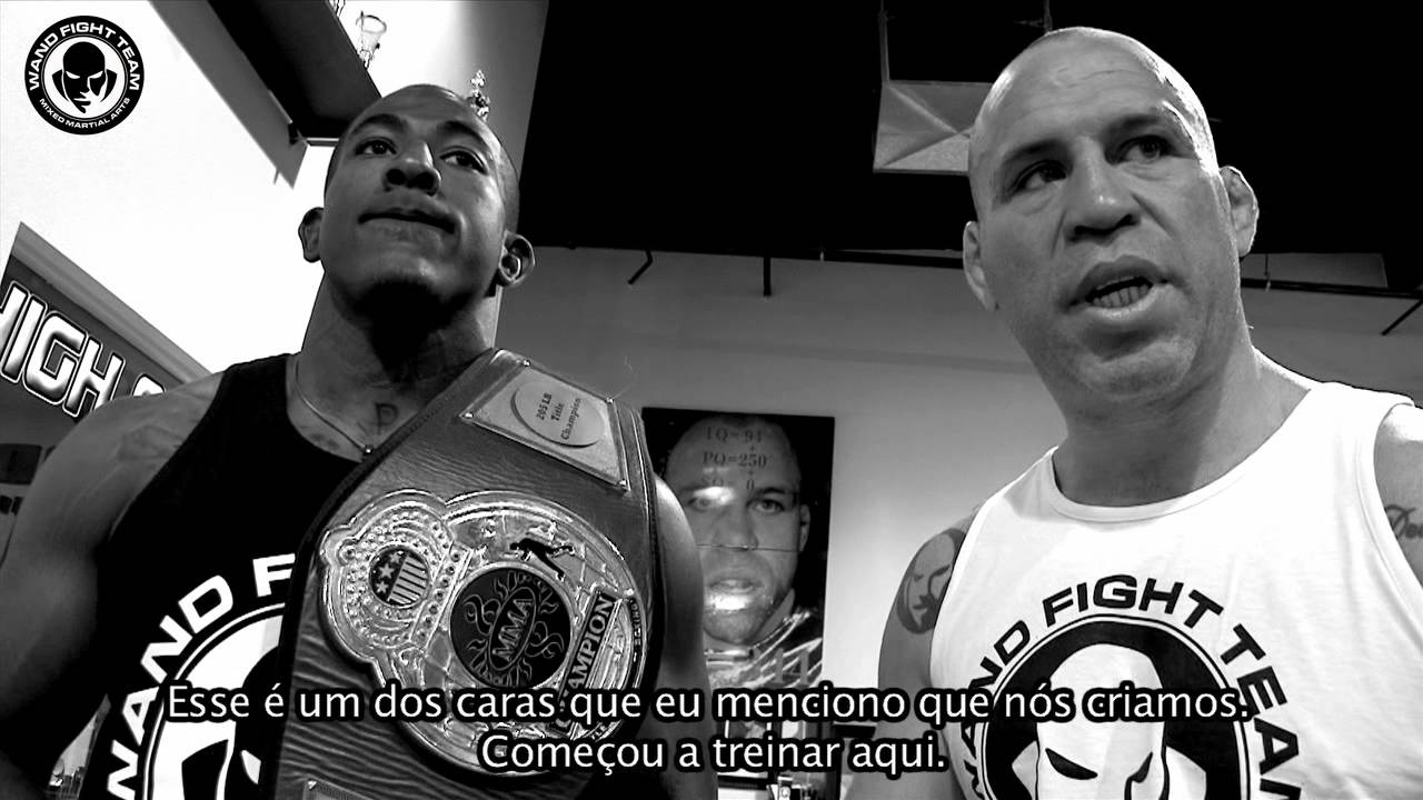 Wanderlei Silva presents Wand Fight Team Belt Holders - #1 ...