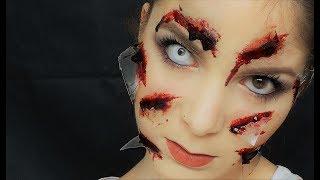 Tuto maquillage: ECLATS DE VERRE