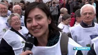 8mila cuori riuniti a Verbania per dire NO alle mafie