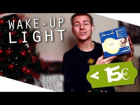 Is de ACTION Wake-Up light zijn GELD WAARD? [unboxing] | De mening van Davey