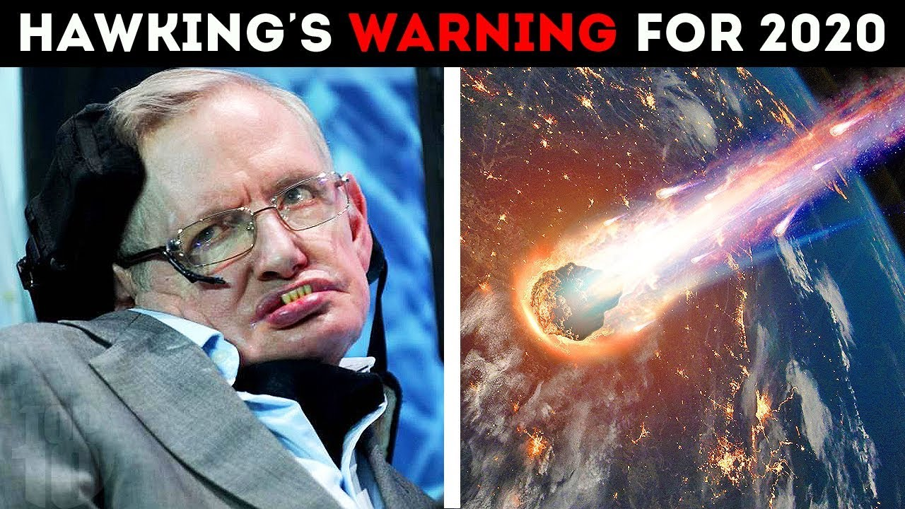 Stephen Hawking's Warning For 2020