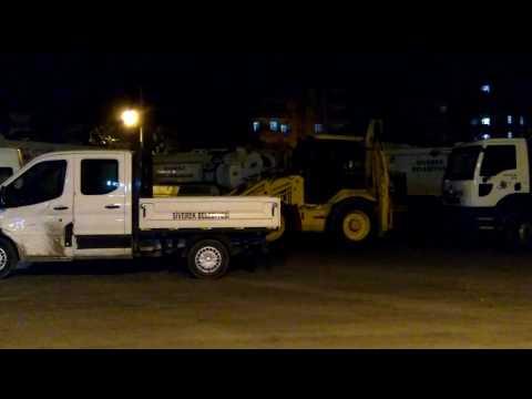 Siverek'te Alay Yolu Trafiğe Kapatıldı
