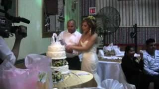 Wedding dress in Tranny