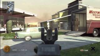 Call of duty : Black ops Online Mode jeux d'arme ( Gun game ) + Commentaire HD FR gameplay