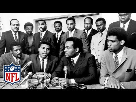 Jim Brown talks about his friendship with Muhammad Ali | NFL